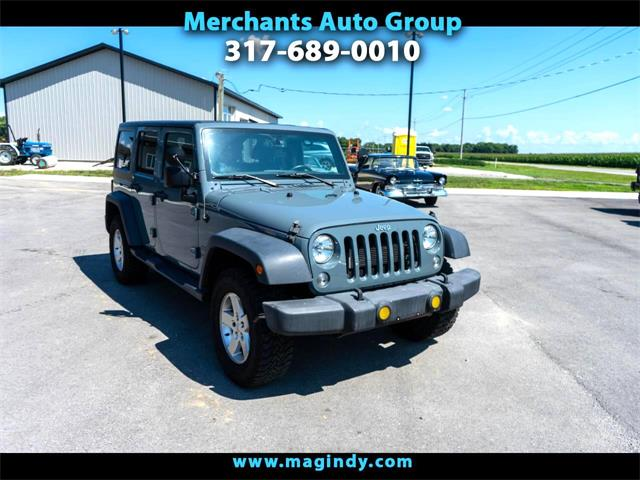 2015 Jeep Wrangler (CC-1514447) for sale in Cicero, Indiana
