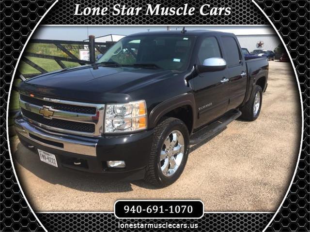 2011 Chevrolet Silverado (CC-1514448) for sale in Wichita Falls, Texas
