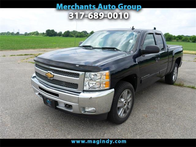 2012 Chevrolet Silverado (CC-1514468) for sale in Cicero, Indiana