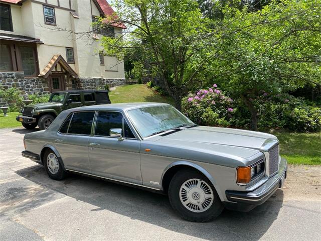 1988 Bentley Mulsanne S (CC-1514481) for sale in Malone, New York
