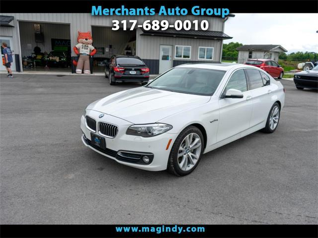 2015 BMW 5 Series (CC-1514482) for sale in Cicero, Indiana