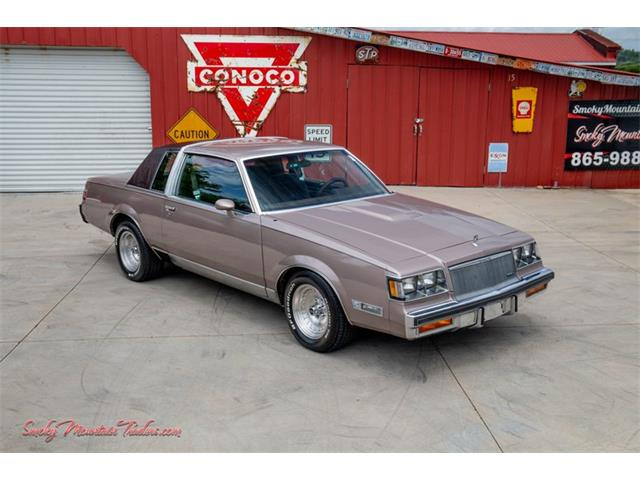 1984 Buick Regal (CC-1510449) for sale in Lenoir City, Tennessee