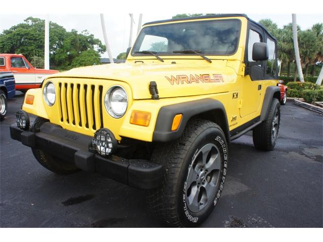 2004 Jeep Wrangler (CC-1514492) for sale in Lantana, Florida