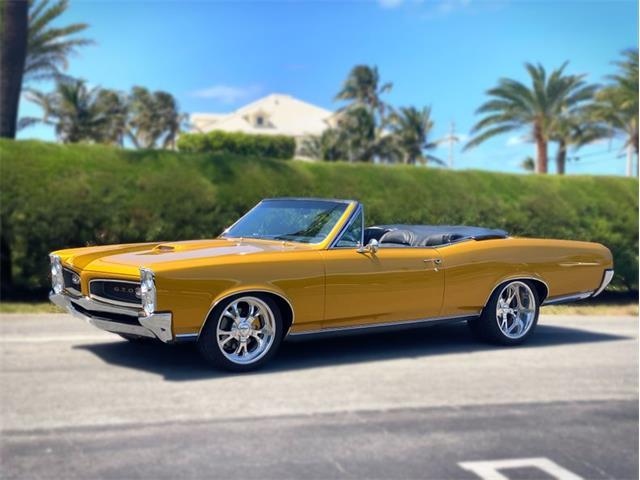 1966 Pontiac LeMans (CC-1514504) for sale in Delray Beach, Florida