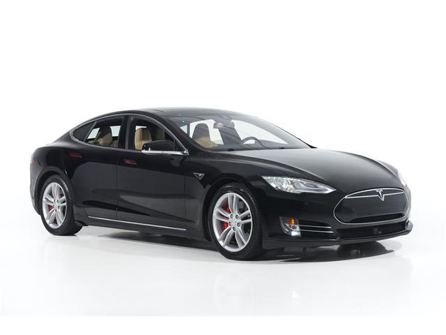 2014 Tesla Model S (CC-1510451) for sale in Farmingdale, New York
