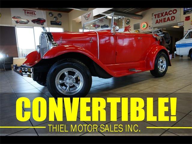 1929 Ford Model A (CC-1514516) for sale in De Witt, Iowa