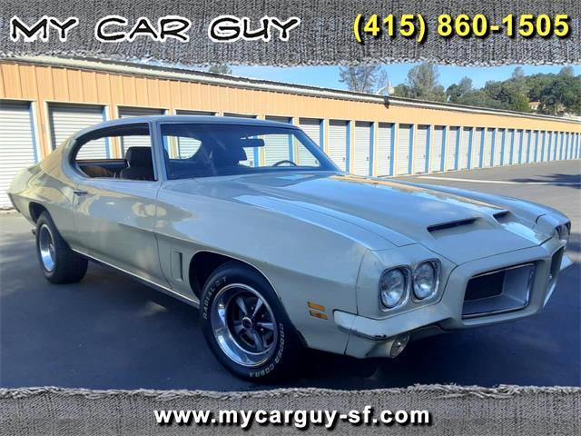 1972 Pontiac GTO (CC-1514524) for sale in Groveland, California