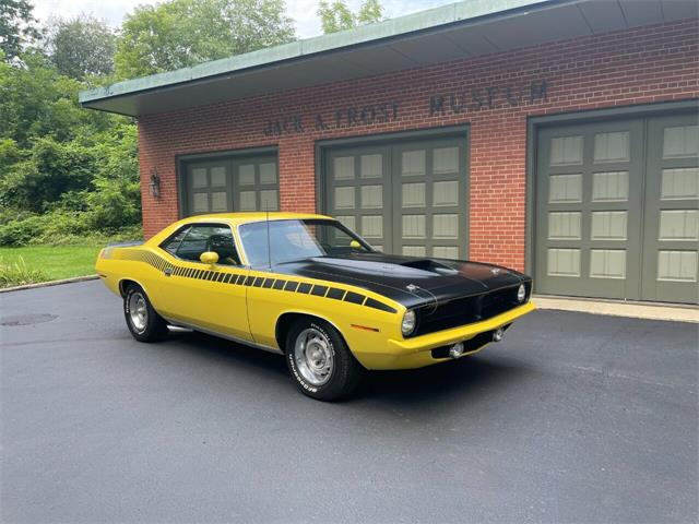 1970 Plymouth Barracuda (CC-1514541) for sale in Washington, Michigan