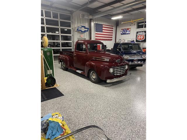 1949 Ford F1 (CC-1514555) for sale in Hamilton, Ohio