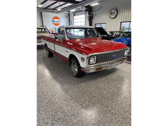 1972 Chevrolet Pickup (CC-1514557) for sale in Hamilton, Ohio