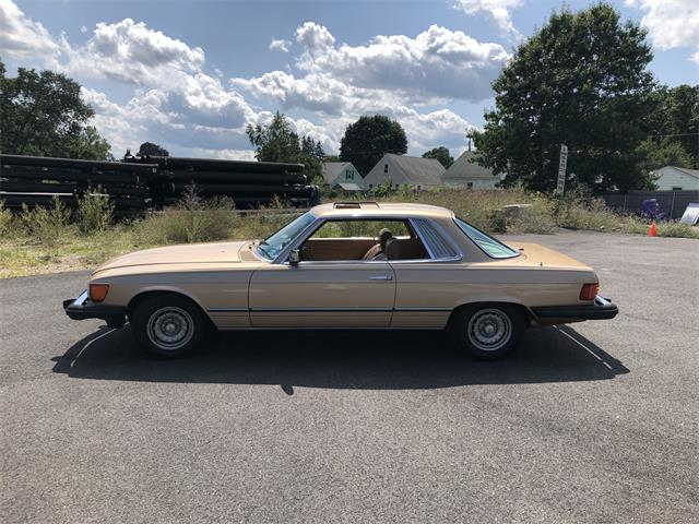 1981 Mercedes-Benz 380 (CC-1514560) for sale in Cranston, Rhode Island