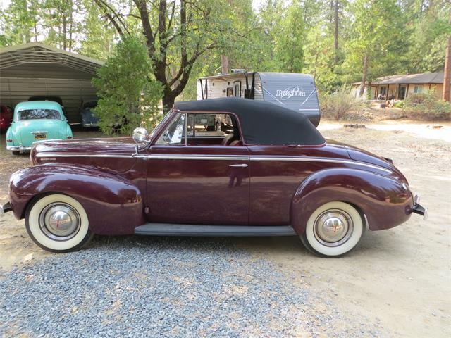 1940 Mercury Eight (CC-1514563) for sale in Sacramento, California