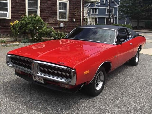 1972 Dodge Charger SE (CC-1514564) for sale in Woburn, Massachusetts