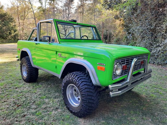 1971 Ford Bronco (CC-1514569) for sale in LaGrange, Georgia