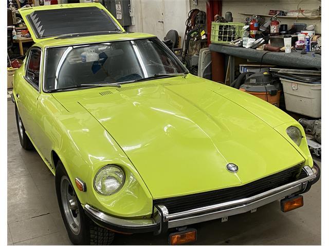 1973 Datsun 240Z (CC-1514573) for sale in Carnation, Washington