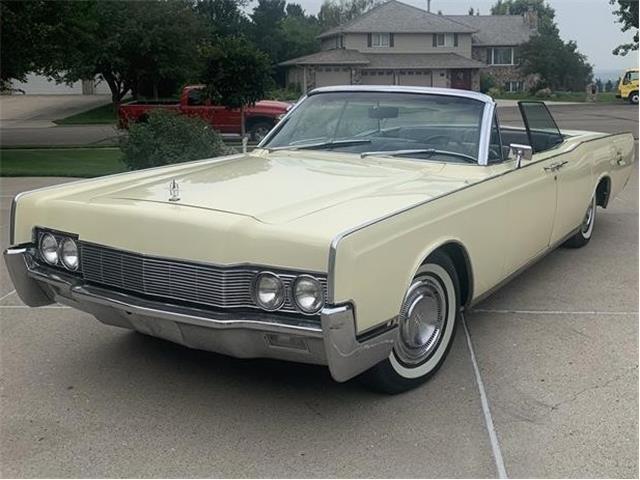 1967 Lincoln Continental (CC-1514577) for sale in Bismarck, North Dakota