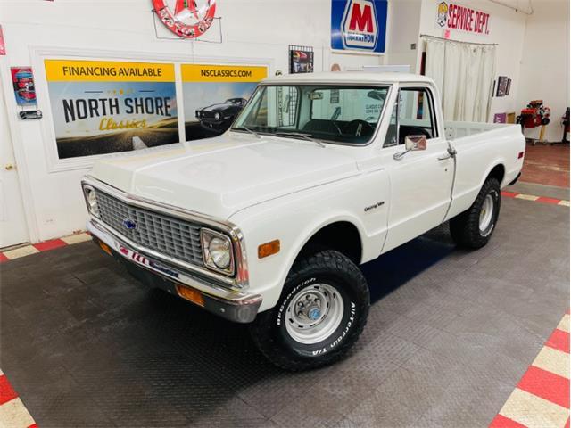 1972 Chevrolet C/K 1500 (CC-1510458) for sale in Mundelein, Illinois