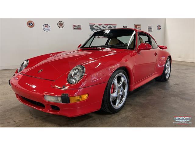 1997 Porsche 911 (CC-1514621) for sale in Fairfield, California