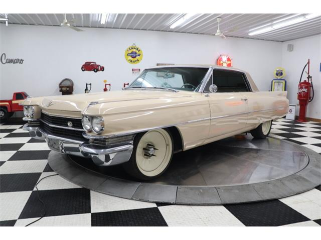 1963 Cadillac DeVille (CC-1514622) for sale in Clarence, Iowa