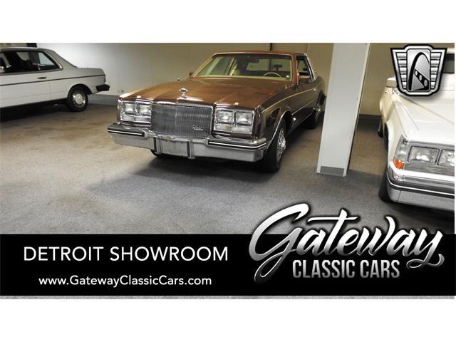 1985 Buick Riviera (CC-1514628) for sale in O'Fallon, Illinois