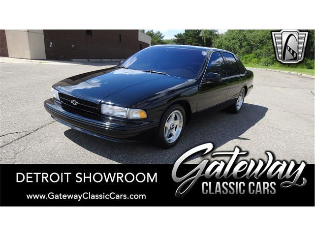 1996 Chevrolet Impala (CC-1514631) for sale in O'Fallon, Illinois