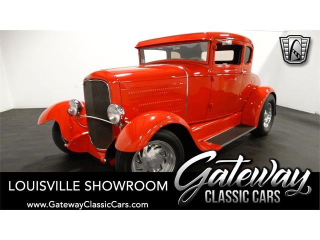 1931 Ford 5-Window Coupe (CC-1514657) for sale in O'Fallon, Illinois