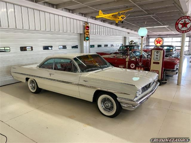 1961 Pontiac Bonneville (CC-1514663) for sale in Columbus, Ohio