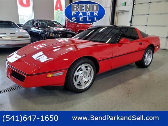 1990 Chevrolet Corvette (CC-1514681) for sale in Bend, Oregon