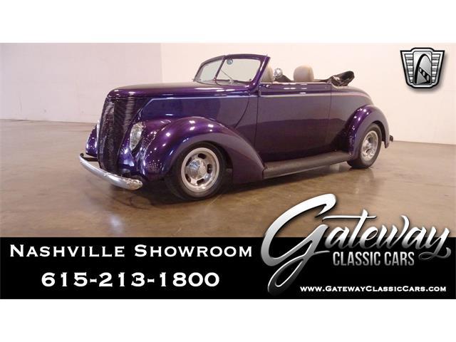 1937 Ford Cabriolet (CC-1514684) for sale in O'Fallon, Illinois