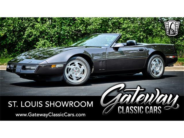 1990 Chevrolet Corvette (CC-1514704) for sale in O'Fallon, Illinois