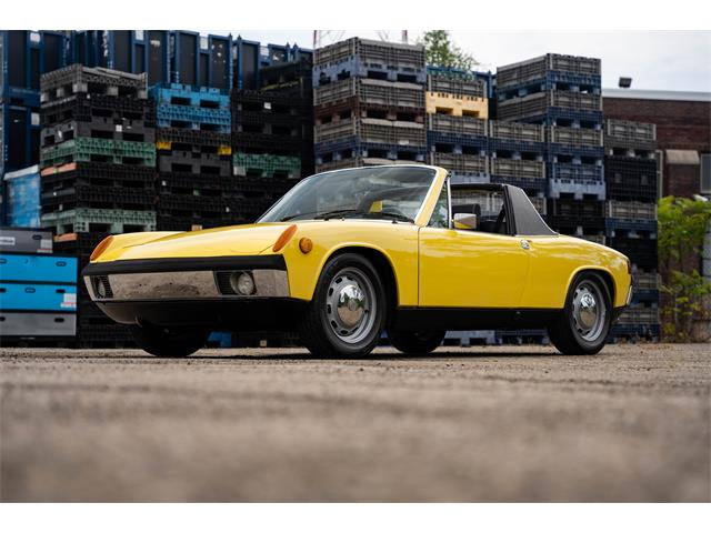 1970 Porsche 914 (CC-1514716) for sale in Pontiac , Michigan
