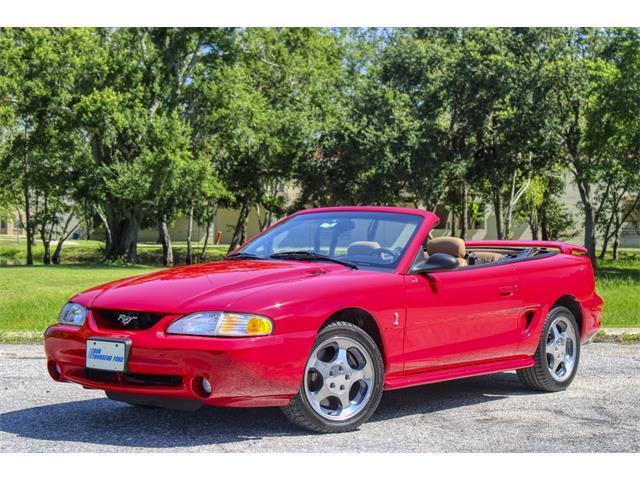1994 Ford Mustang Cobra (CC-1514724) for sale in Sarasota, Florida