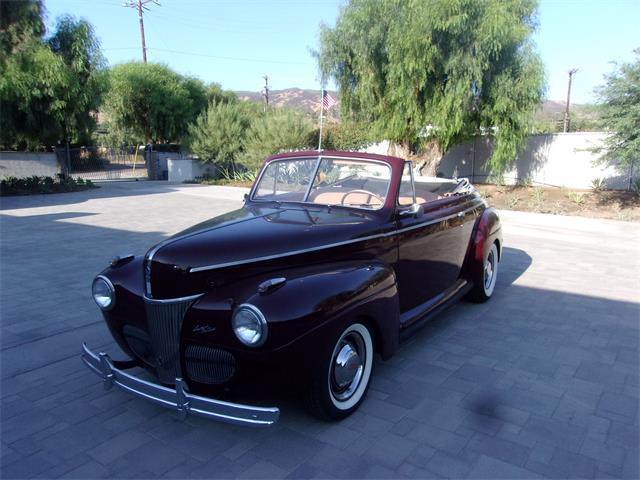 1941 Ford Super Deluxe (CC-1514725) for sale in Corona, California
