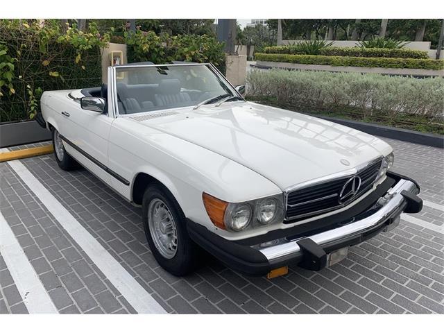 1980 Mercedes-Benz 450SL (CC-1514732) for sale in Miami, Florida