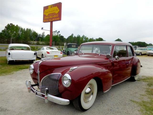 1941 Lincoln Continental (CC-1510474) for sale in Gray Court, South Carolina