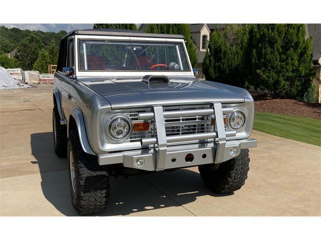 1970 Ford Bronco (CC-1514743) for sale in Milton, Georgia