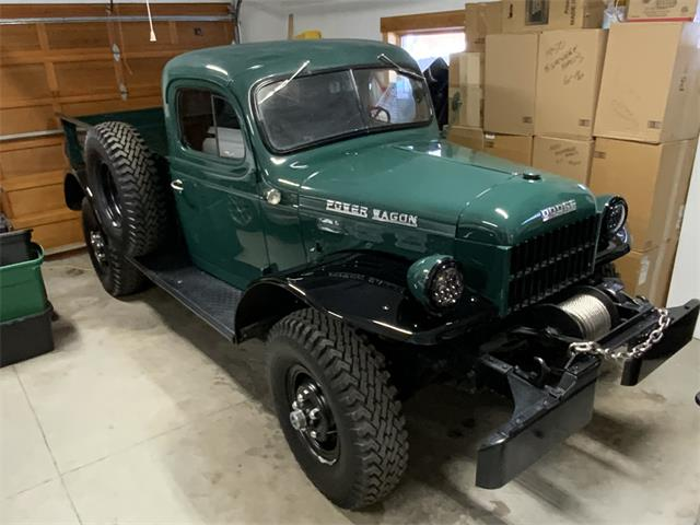 1955 Dodge Power Wagon (CC-1514782) for sale in Steamboat Springs , Colorado