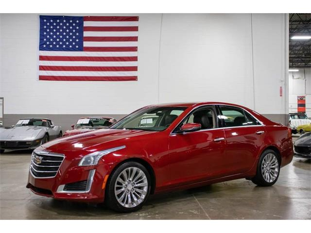 2015 Cadillac CTS (CC-1514793) for sale in Kentwood, Michigan