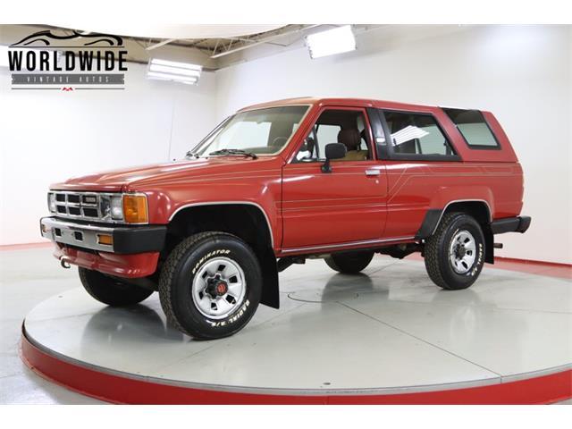 1986 Toyota 4Runner (CC-1514797) for sale in Denver , Colorado