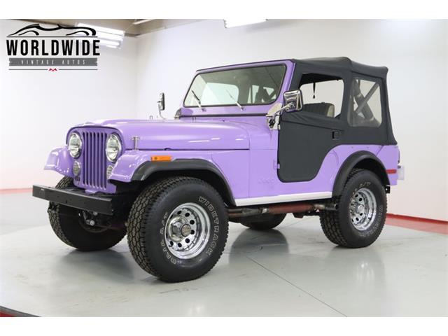 1976 Jeep CJ (CC-1514807) for sale in Denver , Colorado