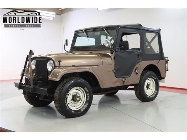 1964 Jeep CJ (CC-1514810) for sale in Denver , Colorado