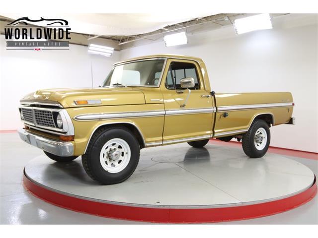 1970 Ford F250 (CC-1514811) for sale in Denver , Colorado