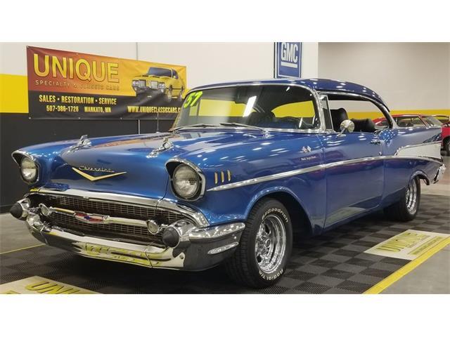 1957 Chevrolet Bel Air (CC-1514814) for sale in Mankato, Minnesota