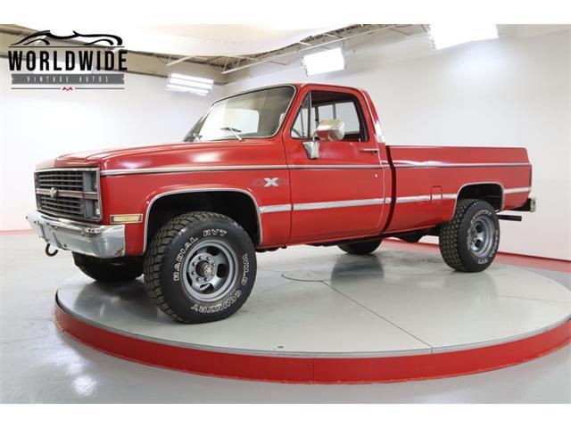 1983 Chevrolet K-20 (CC-1514818) for sale in Denver , Colorado
