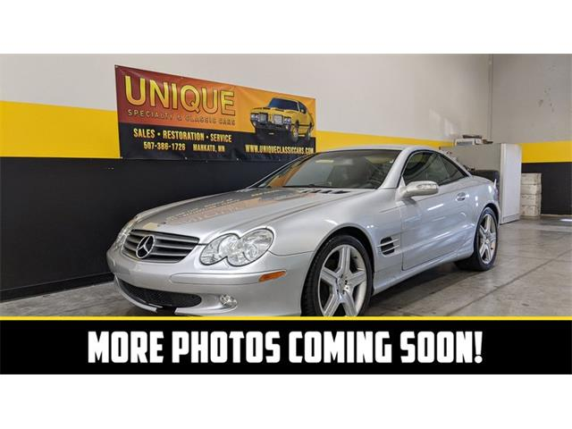 2004 Mercedes-Benz SL500 (CC-1514819) for sale in Mankato, Minnesota