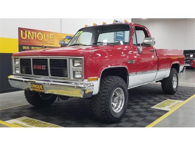1987 GMC 1500 (CC-1514824) for sale in Mankato, Minnesota