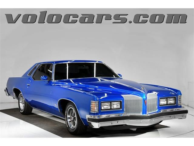 1976 Pontiac Grand Prix (CC-1514826) for sale in Volo, Illinois