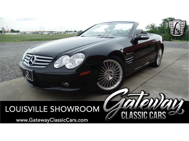 2005 Mercedes-Benz SL55 (CC-1514836) for sale in O'Fallon, Illinois
