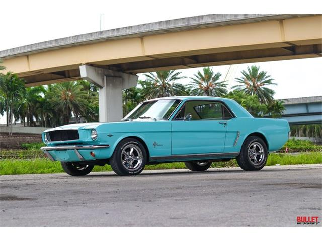 1965 Ford Mustang (CC-1514845) for sale in Fort Lauderdale, Florida
