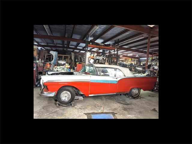 1957 Ford Fairlane (CC-1514849) for sale in Gray Court, South Carolina
